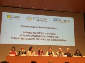 Mindfulness & Yoga: Oportunidades para la Construcción de Paz