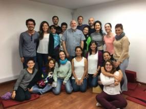 RESPIRA organiza Retiro con Bob Stahl en Colombia